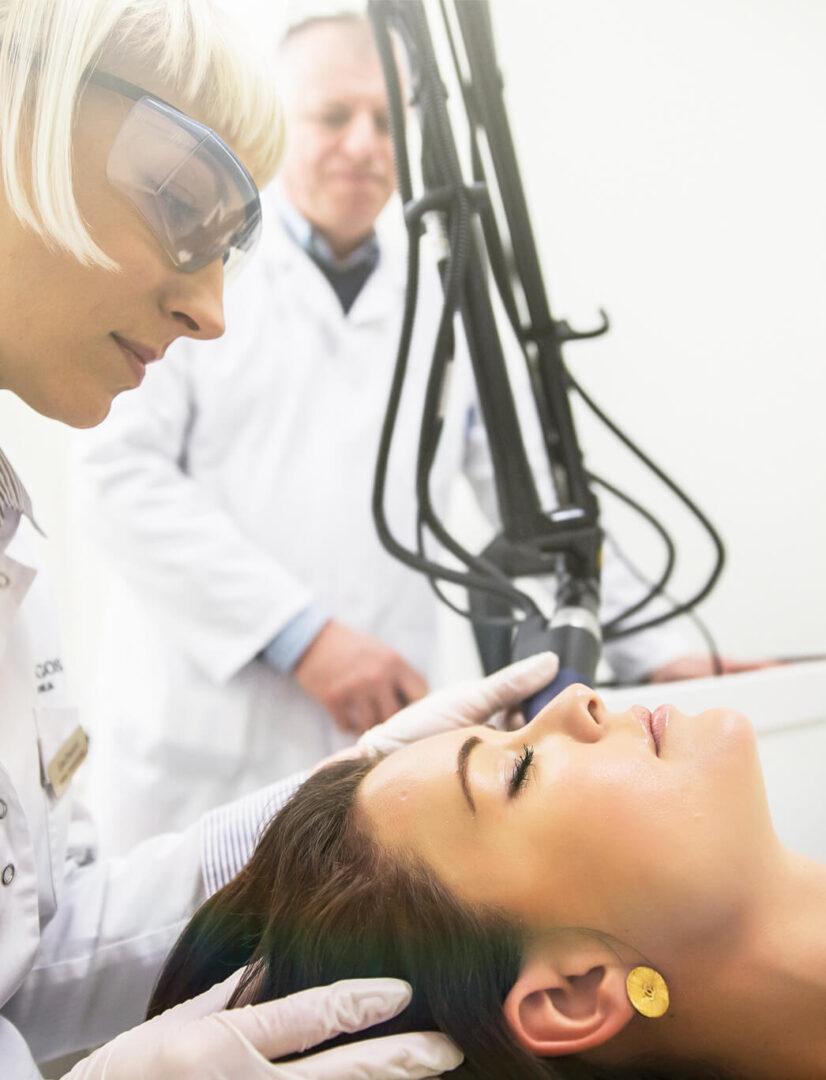 Inovatyvi dermatologija
